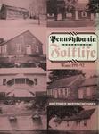 Pennsylvania Folklife Vol. 41, No. 2 by Nancy Kettering Frye, William B. Fetterman, and Annette Lockwood