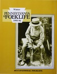Pennsylvania Folklife Vol. 45, No. 2 by Thomas E. Gallagher Jr., Robert Troy Boyer, Amos Long Jr., Christine M. Mueseler, Catherine Anne Jacobs, and Hugo A. Freund
