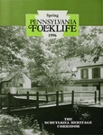 Pennsylvania Folklife Vol. 45, No. 3 by Susan L. F. Isaacs, Donald Roan, Debora Kodish, Lois Fernandez, Karen Buchholz, Susan Fellman Jacob, Ron Schlegel, and Mindy Brandt