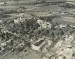 Northwest Facing Aerial View of Campus, Circa 1958