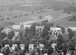 Aerial View of Ursinus College, 1930