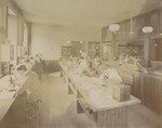 Students in Biology Laboratory, Bomberger Memorial Hall