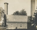 Standpipe, Supply Store and Boiler House Stack