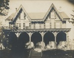 West Facing View of Olevian Hall, Circa 1911