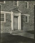 Curtis Dormitory Entrance, Circa 1930