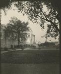 East Facing View of Alumni Memorial Library, 1930