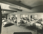 Lower Dining Room in Freeland Hall, 1915