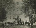 Freeland Seminary With Students, 1860s