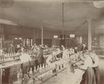 Chemistry Laboratory in Bomberger Memorial Hall, Circa 1904