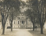 Freeland, Stine and Derr Halls, Circa 1911