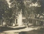 Women on the Porch of Shreiner Hall, Circa 1910