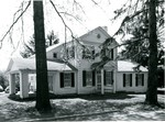 Southeast Facing View of Studio Cottage, 1982