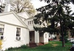 Northwest Facing View of Studio Cottage, 1994