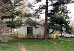 North Facing View of Studio Cottage, 1994