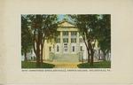 Boys' Dormitories (Freeland Hall), Ursinus College, Collegeville, PA.