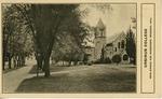 Ursinus College / Main Avenue and Bomberger Memorial Hall
