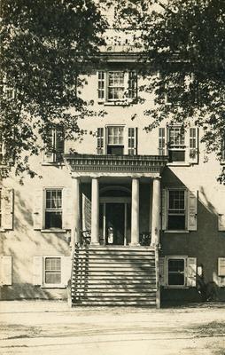 Freeland Hall Entrance