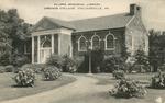 Alumni Memorial Library, Ursinus College, Collegeville, PA.