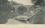 Collegeville, Pa. Bridge Across Perkiomen Creek