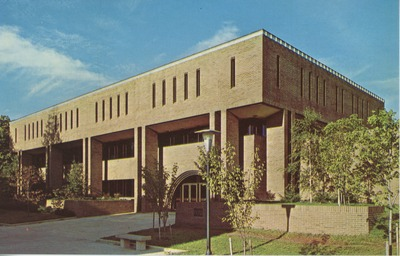 The Life Sciences Building
