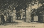 Eger Gateway, Ursinus College, Collegeville. PA