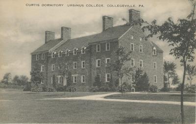 Curtis Dormitory. Ursinus College, Collegeville, PA.