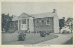 Ursinus Library, Collegeville, Pa.