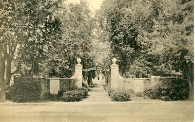 The Eger Gateway