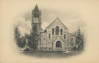 Bomberger Memorial Hall