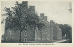 Boys Dorms, Ursinus College, Collegeville, Pa.