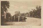 Approach to Perkiomen Bridge, Collegeville, Pa.