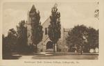 Bomberger Hall - Ursinus College, Collegeville, Pa.
