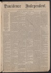 Providence Independent, V. 2, No. 1, Thursday, June 8, 1876
