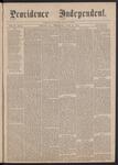 Providence Independent, V. 2, No. 2, Thursday, June 15, 1876