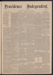 Providence Independent, V. 2, No. 3, Thursday, June 22, 1876