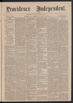 Providence Independent, V. 2, No. 6, Thursday, July 13, 1876