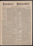 Providence Independent, V. 2, No. 6, Thursday, July 13, 1876