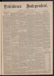 Providence Independent, V. 2, No. 7, Thursday, July 20, 1876