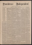 Providence Independent, V. 2, No. 8, Thursday, July 27, 1876