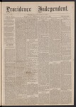 Providence Independent, V. 2, No. 11, Thursday, August 24, 1876