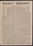 Providence Independent, V. 2, No. 12, Thursday, August 31, 1876