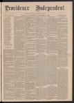 Providence Independent, V. 2, No. 25, Thursday, November 30, 1876