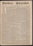 Providence Independent, V. 2, No. 26, Thursday, December 7, 1876 by Providence Independent