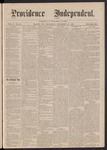 Providence Independent, V. 2, No. 28, Thursday, December 21, 1876