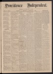Providence Independent, V. 2, No. 34, Thursday, February 1, 1877 by Providence Independent