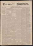 Providence Independent, V. 2, No. 39, Thursday, March 8, 1877 by Providence Independent