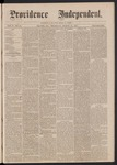Providence Independent, V. 2, No. 40, Thursday, March 15, 1877 by Providence Independent