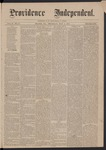 Providence Independent, V. 2, No. 47, Thursday, May 3, 1877 by Providence Independent