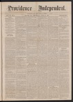 Providence Independent, V. 3, No. 2, Thursday, June 21, 1877 by Providence Independent