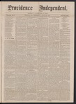 Providence Independent, V. 3, No. 3, Thursday, June 28, 1877 by Providence Independent